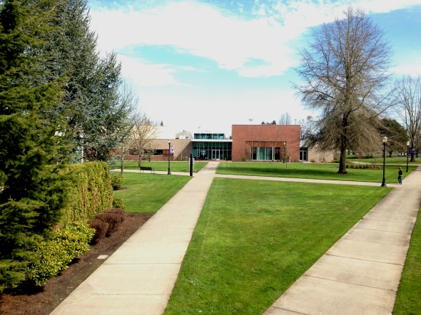 The place I have called home for the past three years.