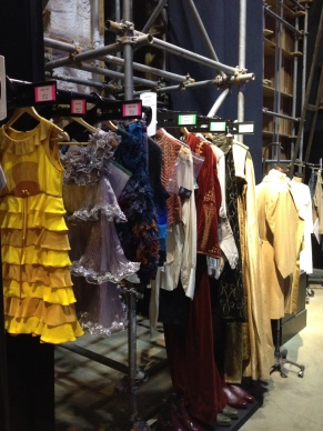Luna's costumes!