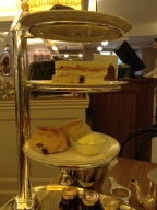 High Tea at Harrod's!