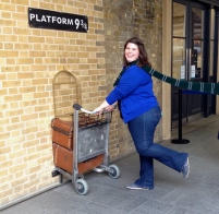 I'm going to Hogwarts!