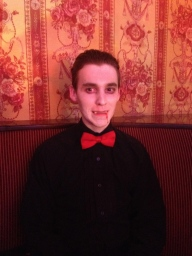 Gabe the vampire.