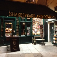The famous English-language book store in Paris. We found Madeline en français here!