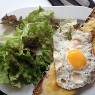 And maybe a Croque Madame or two.
